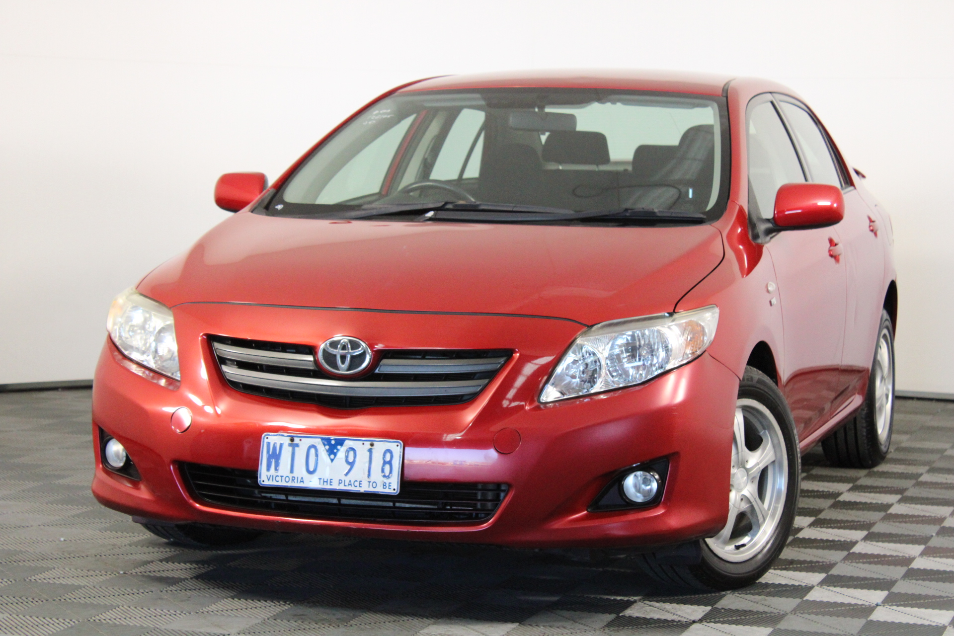 2008 Toyota Corolla Conquest ZRE152R Auto Sedan RWC issued 27/08/2020