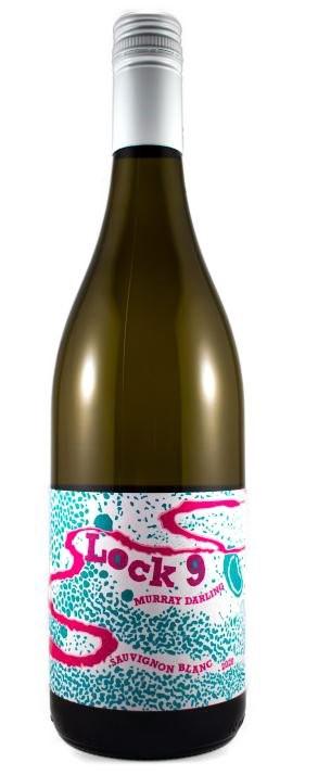 Lock 9 Sauvignon Blanc 2020 (12 x 750mL) VIC