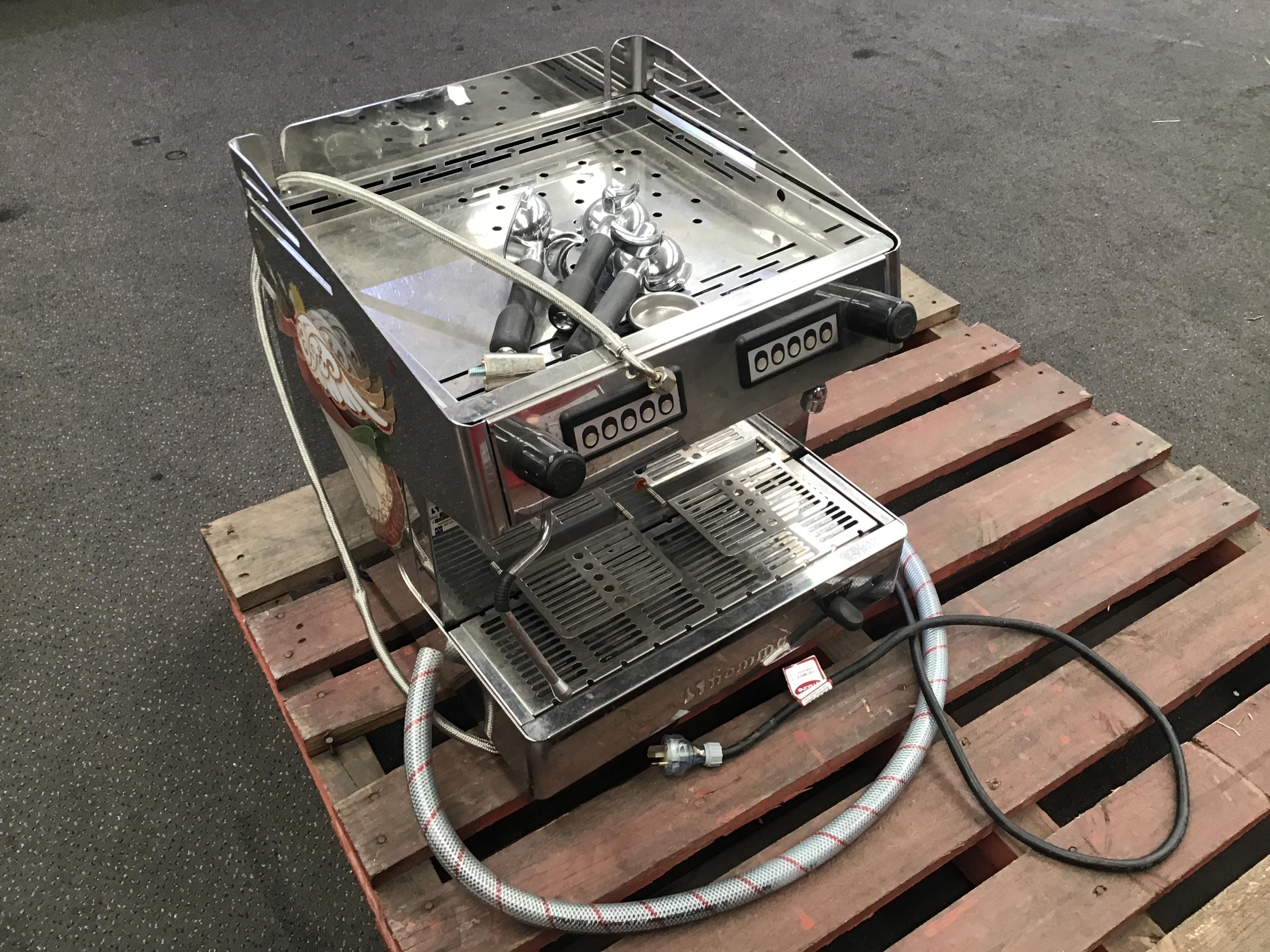 Fiamma ALANTIC 2 CV TI COMPACT TALL CUPS Coffee Machine