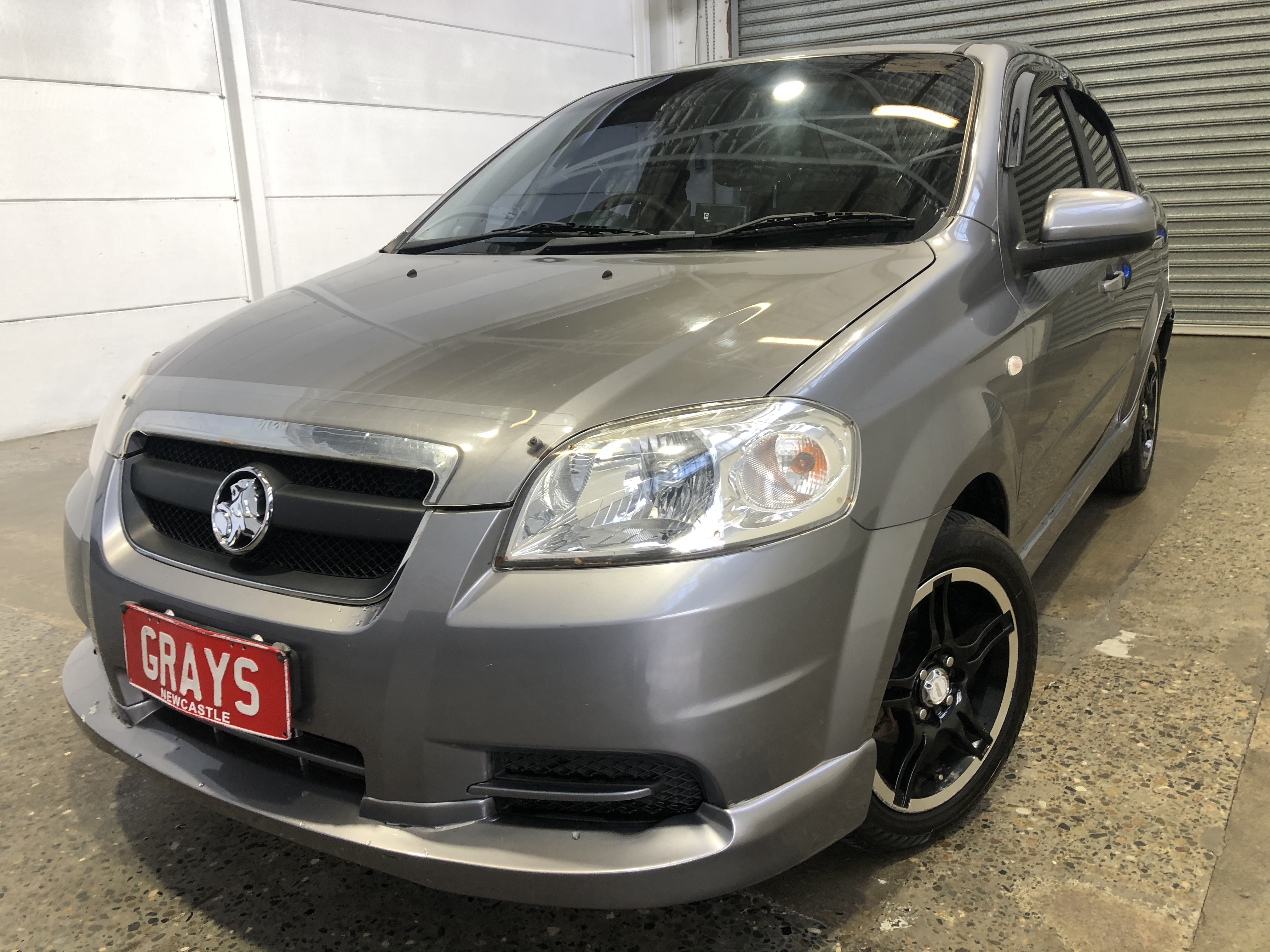 Holden Barina TK Manual Sedan