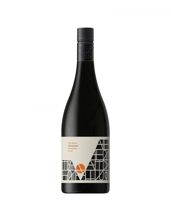A.T Richardson Chockstone Shiraz 2018 (12x 750mL), VIC. Screwcap.