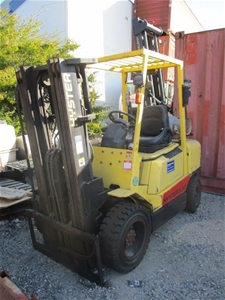 Hyster H3.00DX 4 Wheel Counterbalance Fo