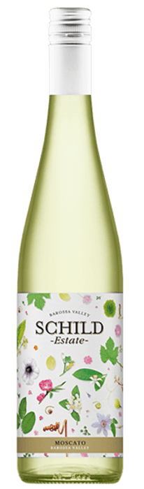 Schild Estate Moscato 2019 (12x 750mL), Barossa. Screwcap.