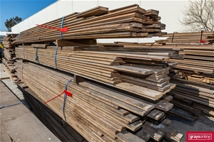 3 x Packs of Assorted Recycled Timber Fl