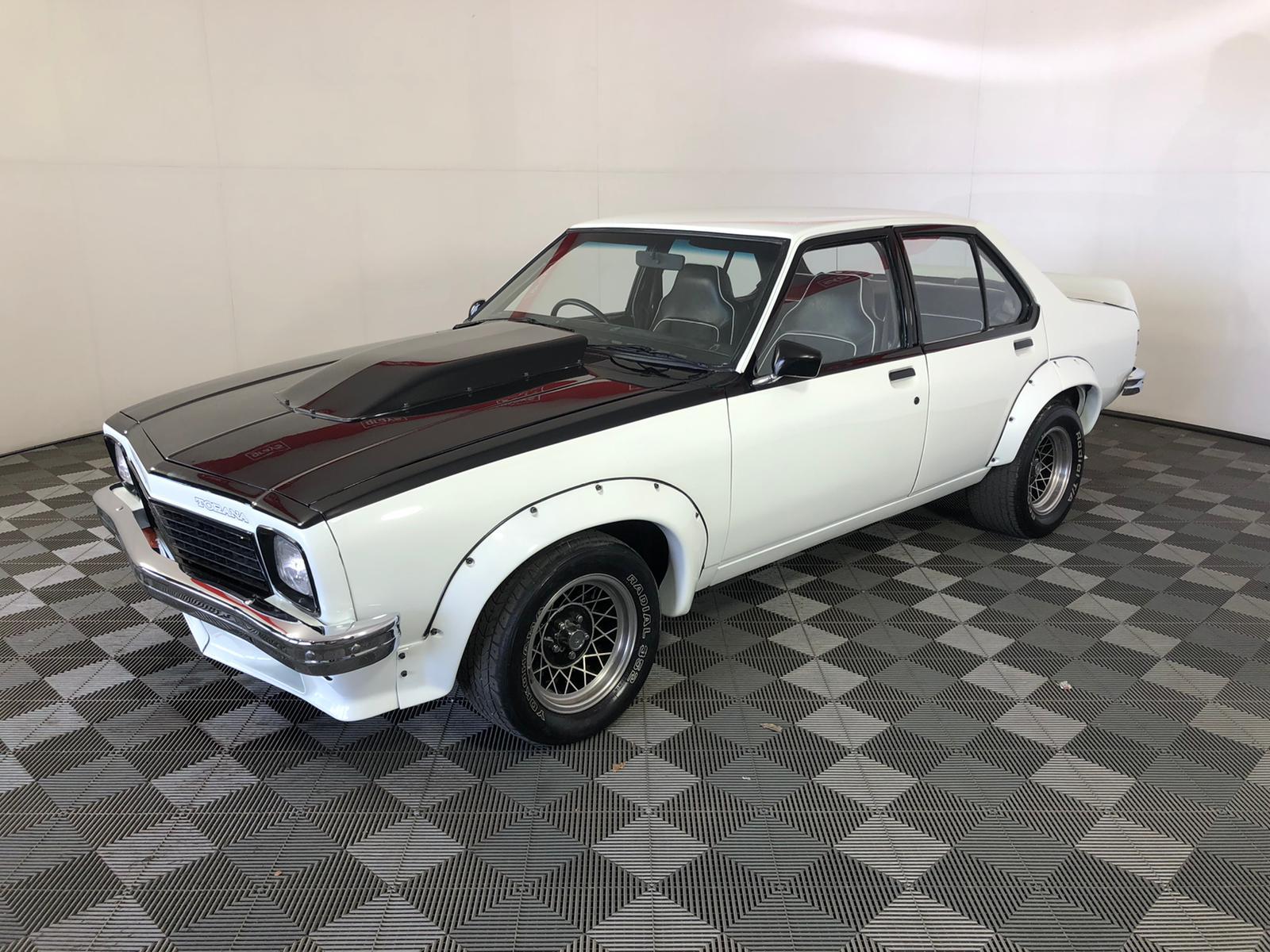 1975 Original Holden Torana LH SLR5000 5.0L Manual, Matching Number