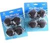 3 Sets of 4 x Castor Wheels 50mm. Buyers Note - Discount Freight Rates Appl
