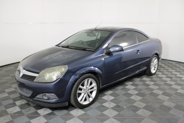 2006 (2007) Holden Astra Convertible AH Automatic Convertible