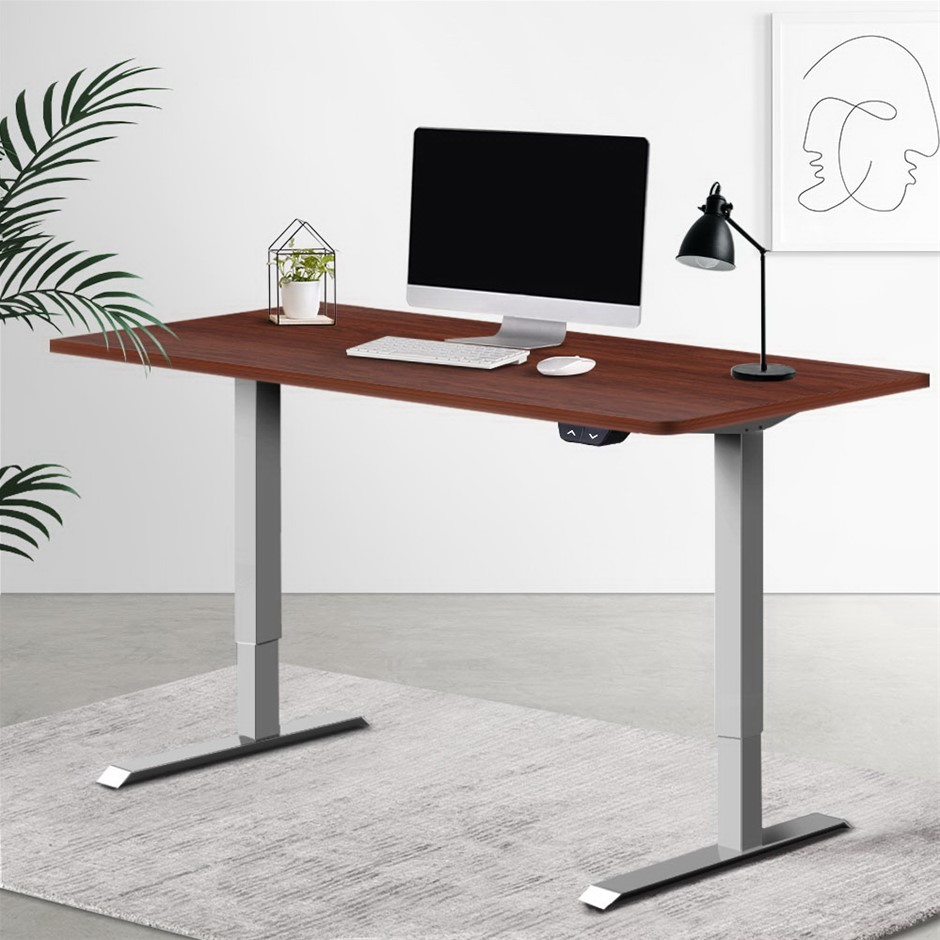 Artiss Standing Desk Sit Stand Table Height Adjustable Motorised Electric