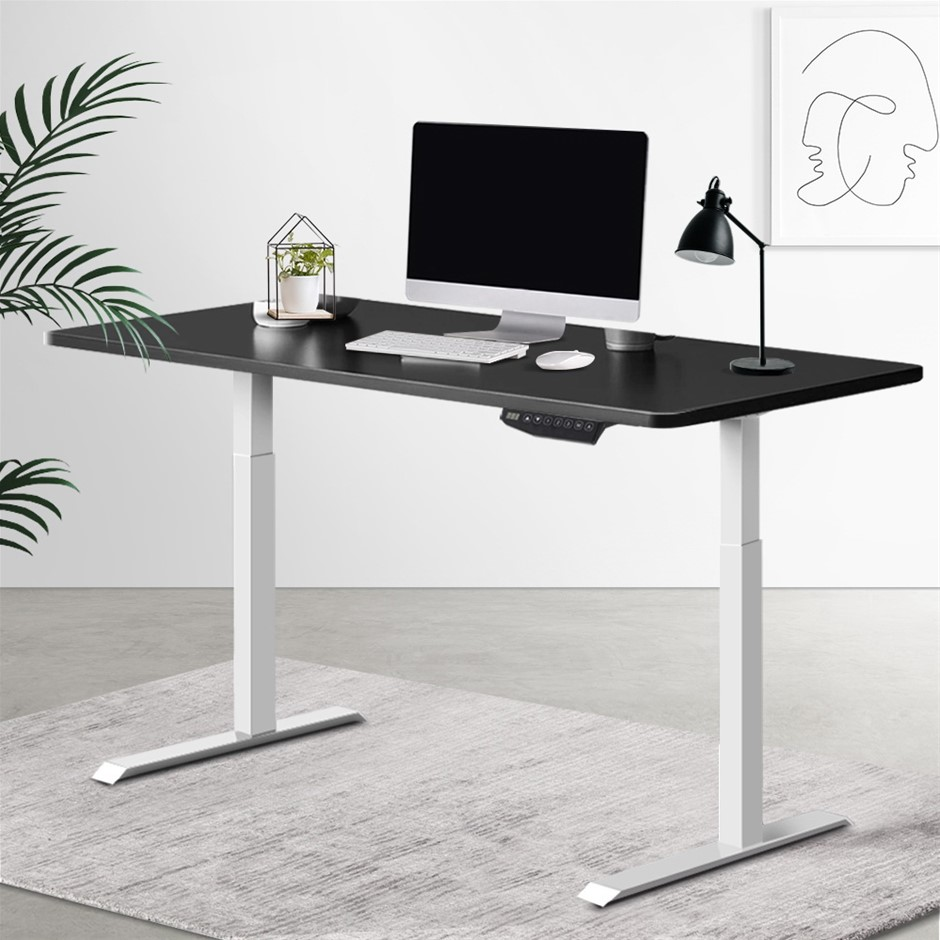 Artiss Standing Desk Adjustable Sit Table Motorised Electric Computer Desks