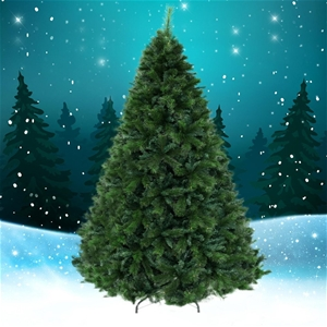 Jingle Jollys Christmas Tree 2.1M 6FT Xm