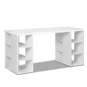 Artiss 3 Level Desk with Storage & Books