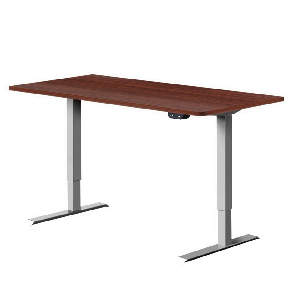 Artiss Roskos I Electric Height Adjustable Standing Desk Laptop Office