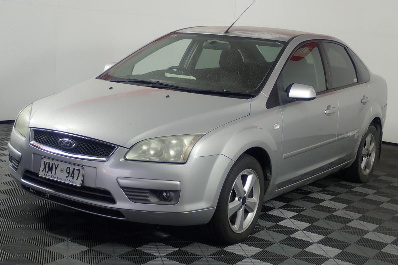 2006 Ford Focus LX LS Manual Sedan