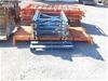 <p>Pallet of Racking Components <li>12x load Beams (L)2150mm (W)80mm (H)40