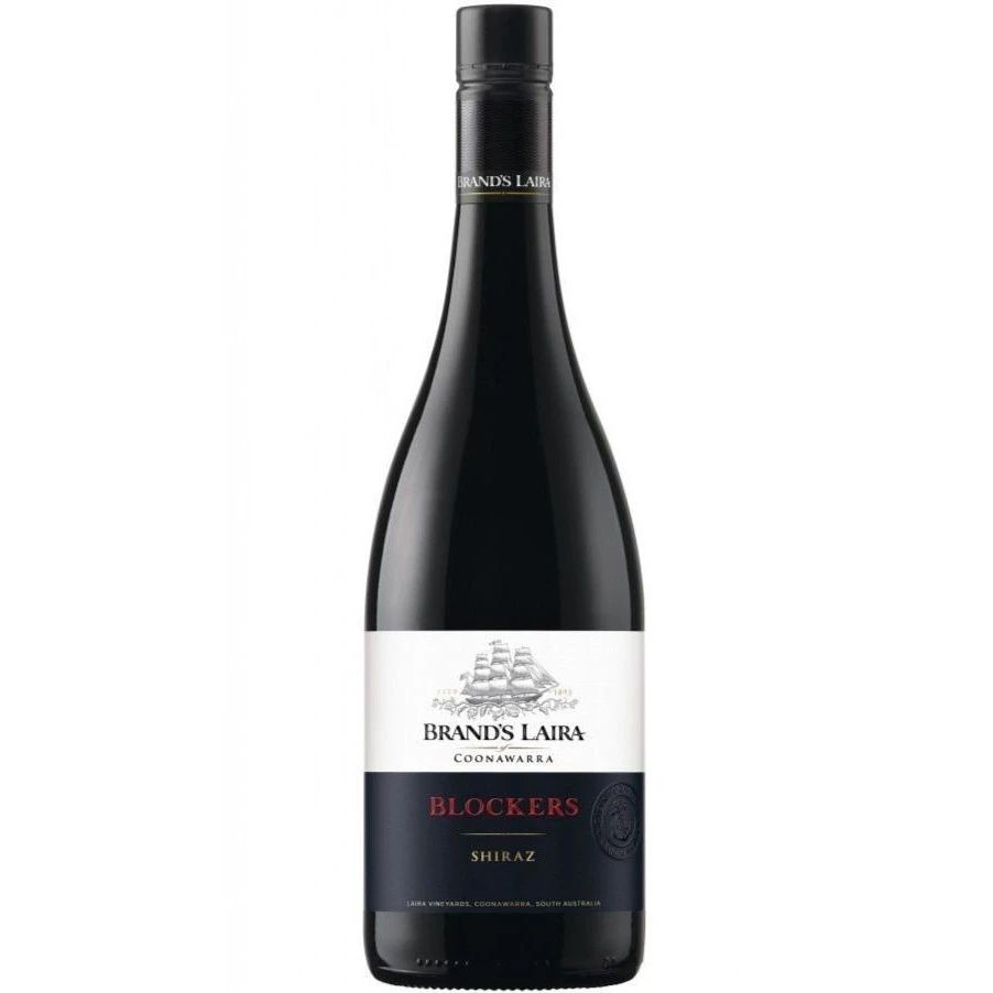 Brands Laira Blockers Coonawarra Shiraz 2014 (6x 750mL)