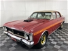 1972 Ford Falcon XY 500 T Code Factory 351 Ex ACT Highway Pursuit Car