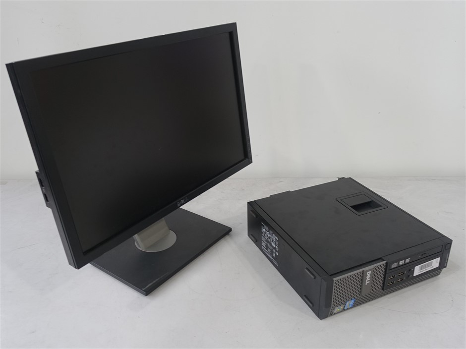 Dell Optiplex 990 SFF Desktop Pc