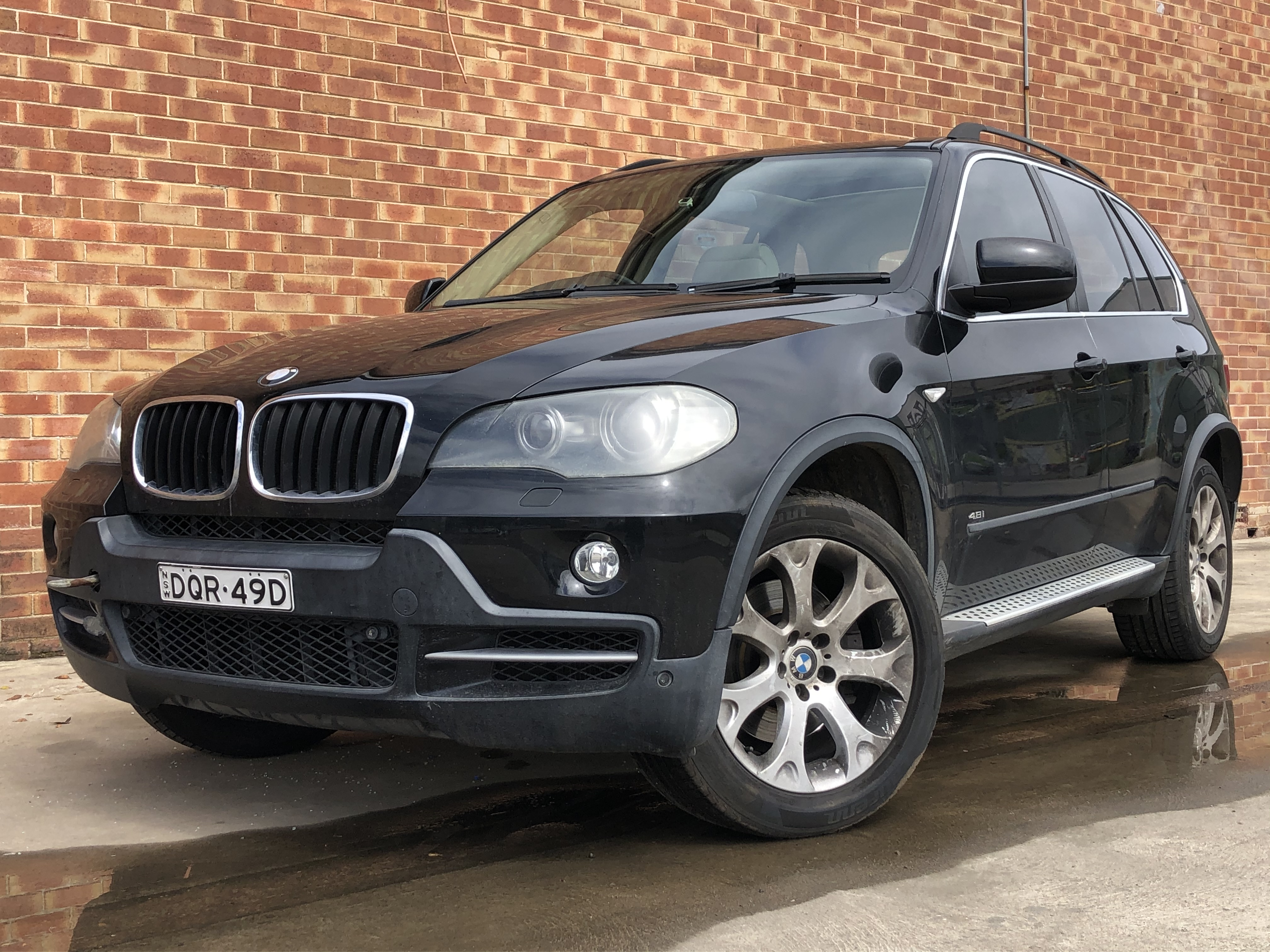 BMW X5 4.8i E70 Automatic Wagon