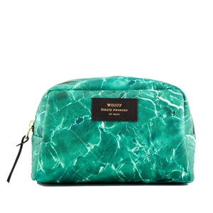 Woouf Beauty Case Big - Marble Green