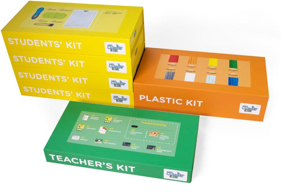 3Doodler Start Learning Pack (12pens)
