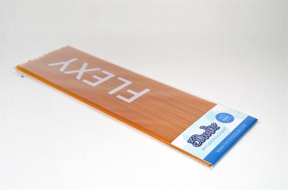 3Doodler Create FLEXY Plastic Flexy Gold