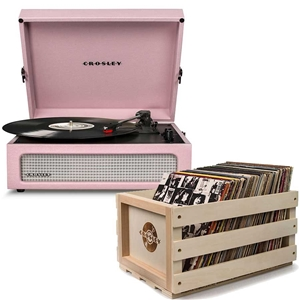 Crosley Voyager Portable Turntable - Ame