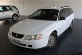 Unreserved 2004 Holden Commodore Exec Y Series Auto