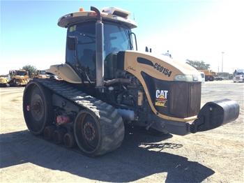 Caterpillar MT755 Challenger Tractor