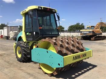 2013 Ammann ASC 70 Compactor