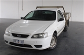 Unreserved 2006 Ford Falcon XL BF Automatic Ute