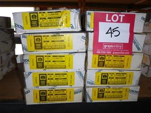 20 x Boxes Of Resin Fibre Discs
