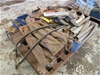 Pallet of Assorted Trailer Components To Suit BPW & K Hitch