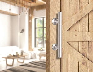 "12"" Barn Door Handle Sliding Flush Pull"