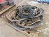 Pallet of Assorted Hydraulic Hoses