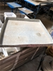Galvanised Tray 650mm X 650mm X 50mm