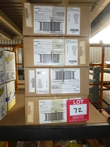 4 x Boxes Of 114 x 22,2mm Surface Condit