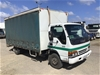 1998 Isuzu NQR 450 4 x 2 Curtainsider Rigid Truck