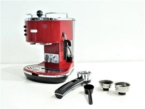 DeLonghi Icona ECO310.R Espresso and Cap