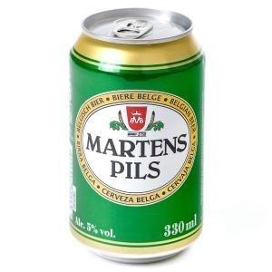 Martens Pils (24x 330mL). Belgium