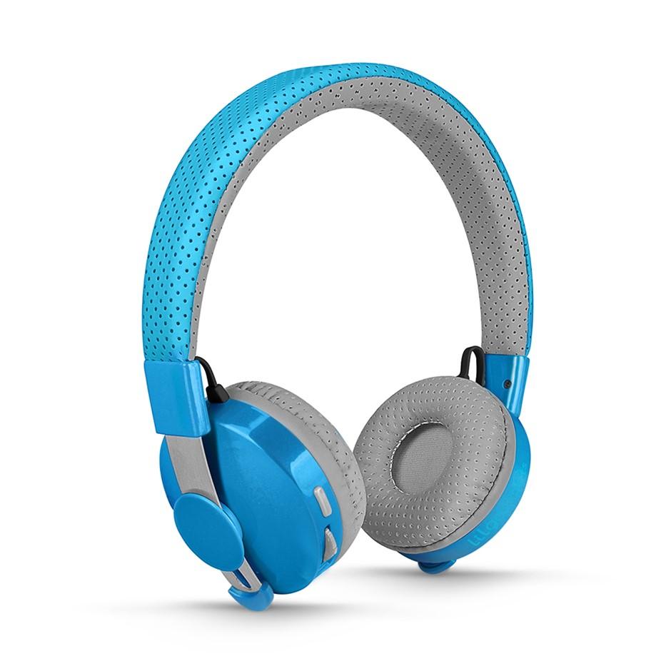 LilGadgets Untangled Pro Children's Wireless Bluetooth Headphones - Blue