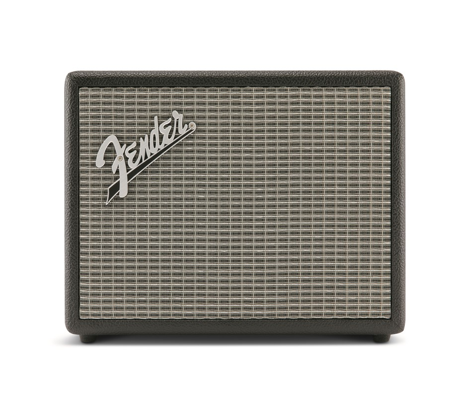 Fender Monterey Black