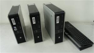 Bulk Lot Of Assorted Hp Desktop Pc