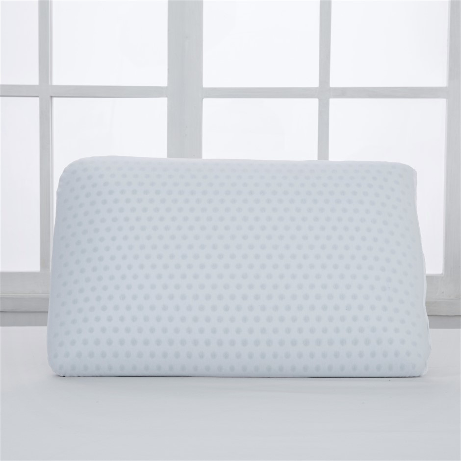 Dreamaker Gel Infused Talalay Latex Pillow-High profile