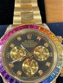 Sheriffs Office Seized Jewellery Rolex's, Diamonds + More