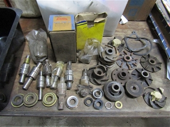 Water Kit Components