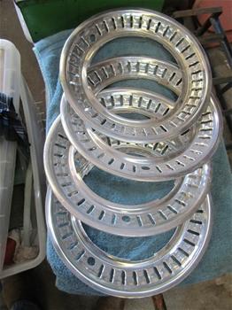 Sets of 4 Chrome Rims