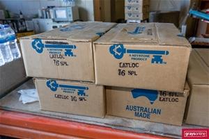13x Boxes Assorted Hard Surface Polishin