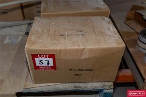 10x Boxes Assorted Hard Surface Polishin