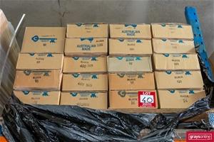20x Boxes Assorted Hard Surface Polishin