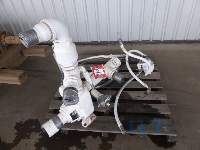Hydraulic Drive Commercial Pump (Pooraka, SA)